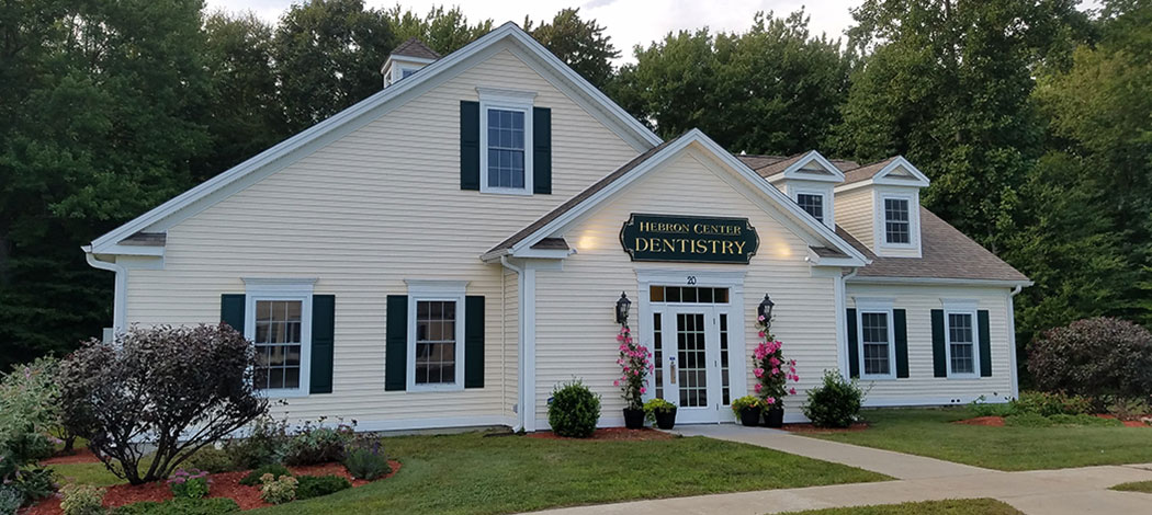 Hebron Center Dentistry Building